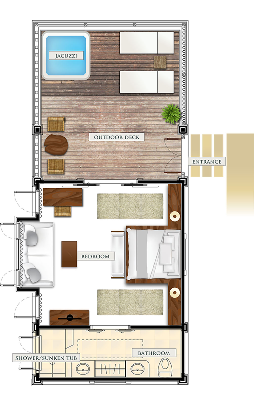 floorplan onebedroom