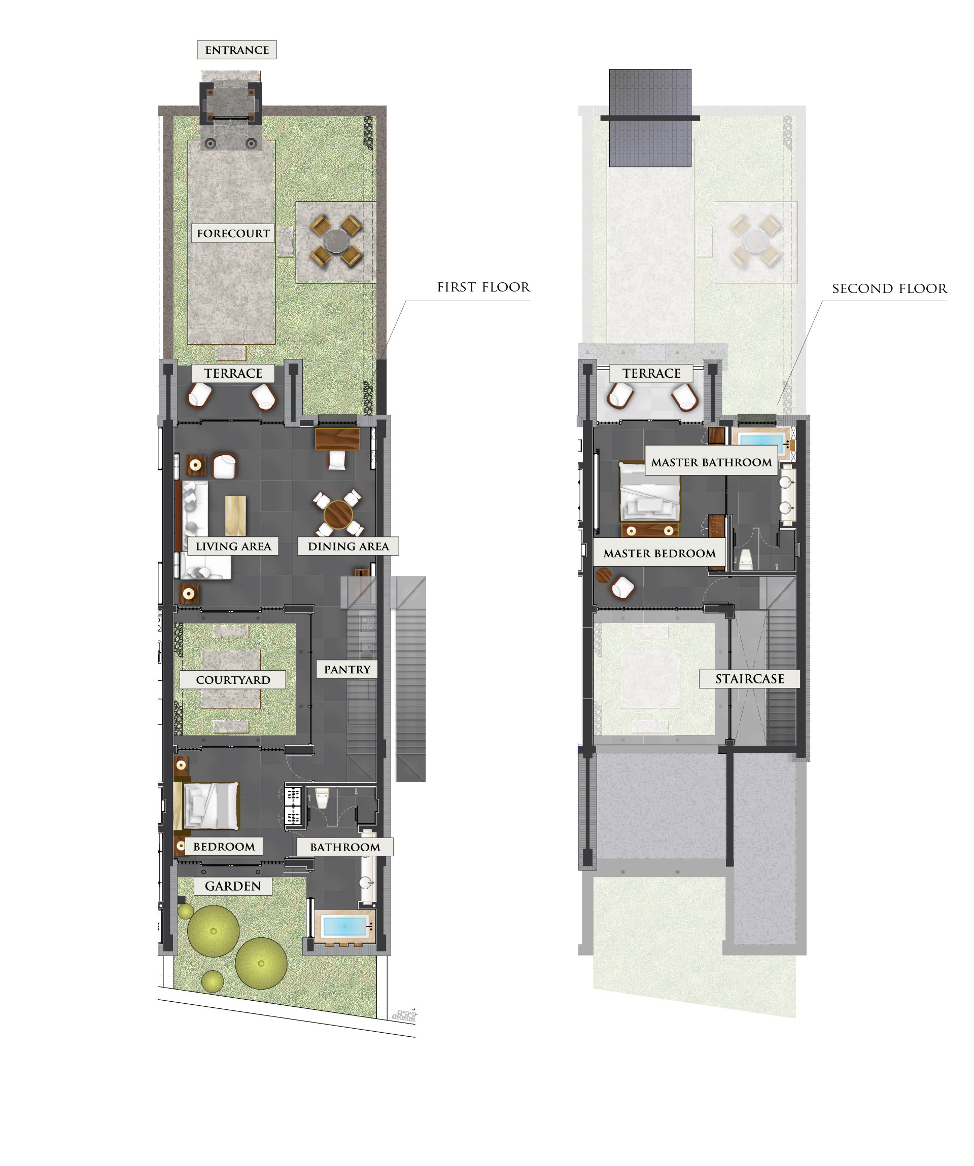 floorplan twobedroom